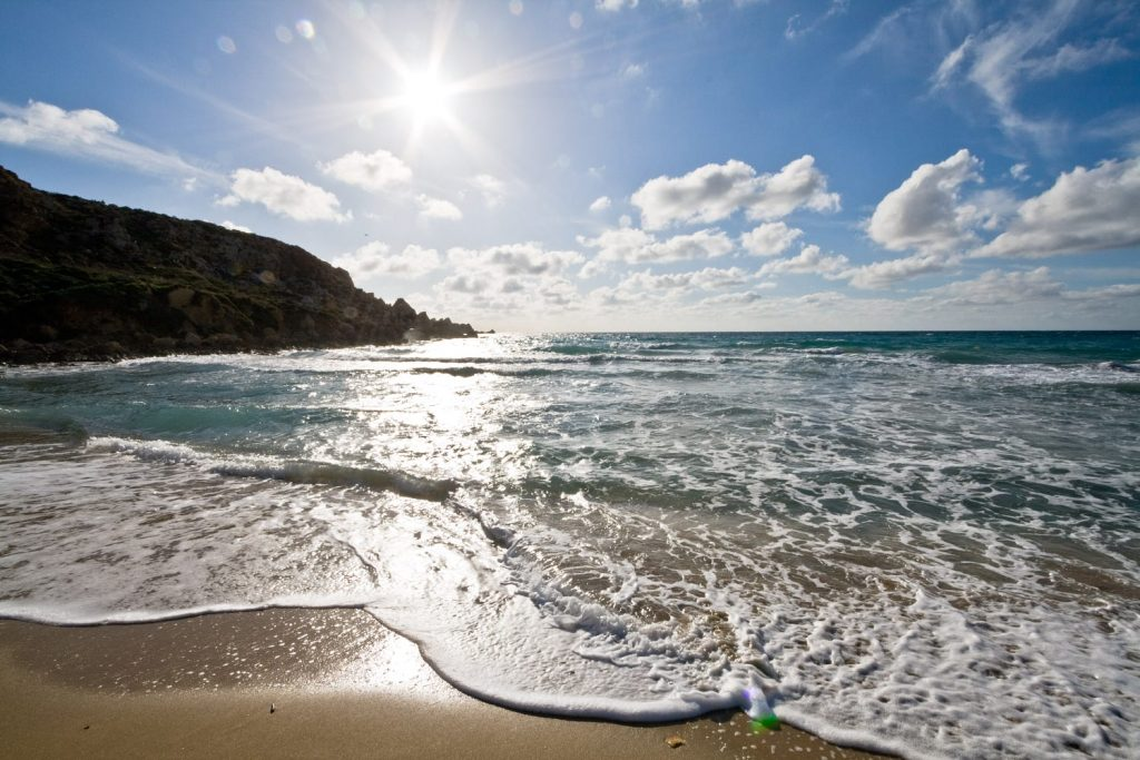 Ghajn Tuffieha Bay-Malta-tuviajedegrupo