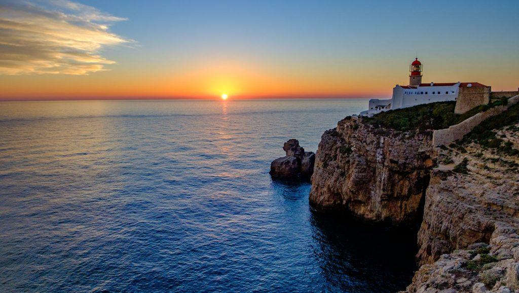 Una escapada a las playas de algarve tuviajedegrupo - Cabo san vicente portugal ...